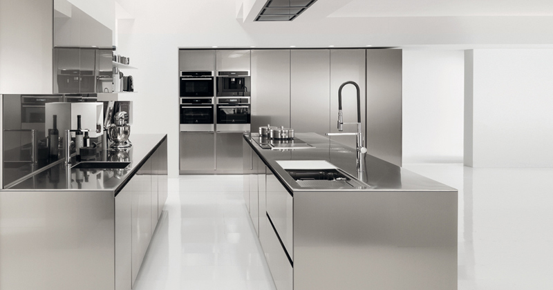 Best Cucina Inox Usata Pictures - Home Interior Ideas - hollerbach.us